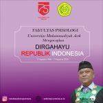 Hut 75 Tahun Indonesia