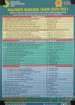 Kalender akademik UNMUHA 2020-2021